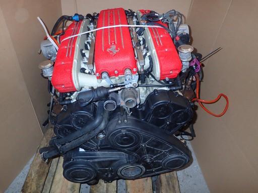Ferrari 612 F137 5 75 V12 Silnik Engine Motor Torun Allegro Pl