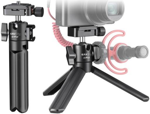 Statyw Aluminiowy Do Vlog Sony A6300 A6200 A6100 9205993375 Sklep Internetowy Agd Rtv Telefony Laptopy Allegro Pl