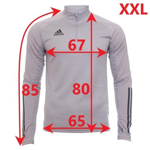Bluza męska Adidas Condivo 20 TR TOP FS7117 10082791290 Bluzy Męskie Bluzy VW NGGDVW-6
