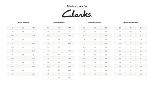Trzewiki męskie Clarks Norsen Mid (261278327) 41 9125241852