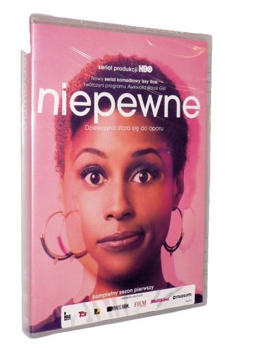 DVD - NIEPEWNE - Sezon 1- nowa folia
