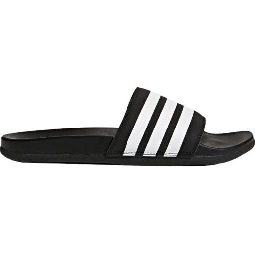 Klapki adidas Adilette Cloudfoam Plus Stripes czar 10576845647 Obuwie Męskie Męskie FP EBLMFP-8