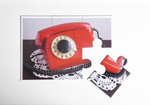 Puzzle Telefon Demencja Pokora 25 99 Zl 8973961010 Allegro Pl