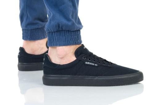 buty adidas męskie 3mc b22713 czarne trampki
