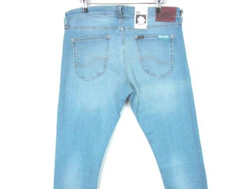 Spodnie Męskie Lee Malone Skinny W27 L30 7756564190 Odzież Męska Jeansy YT PPZKYT-3