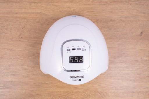 SUNONE salon4 Lampa UV LED 90W Hybrydy Żele доставка из Польши Allegro на русском