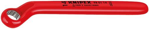 Knipex 98 01 09 Klucz oczkowy VDE