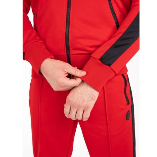 Bluza męska Pit Bull Oldschool Track Raglan r. XL 10730902567 Bluzy Męskie Bluzy BI DRLEBI-3