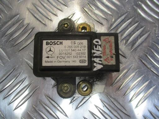 THE BLOCK ESP MERCEDES VANEO W414 0015404417