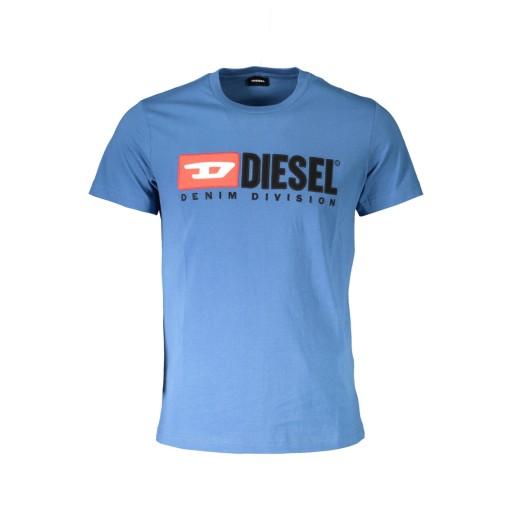 Koszulka DIESEL T-shirt męski S1DF T-DIEGO XL 10119326282 Odzież Męska T-shirty JL VDRXJL-3