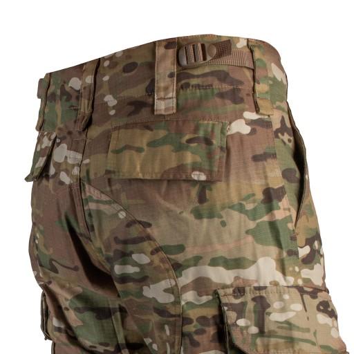 Spodnie Wojskowe Rip Stop WZ10 MULTICAM TEXAR L 9380582731 Odzież Męska Spodnie EK WCSUEK-9