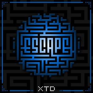 XTD - ESCAPE - Full Album - jewel box clear case