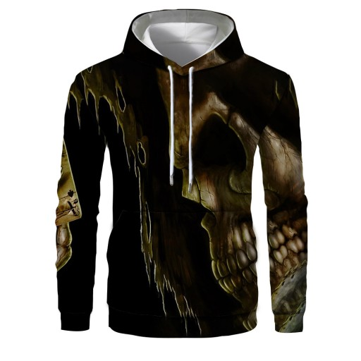 apturem Modna męska bluza z kapturem Sweter męski 10713551061 Odzież Męska Swetry MU VIWSMU-3