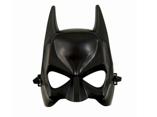 MASKA CZŁOWIEK NIETOPERZ BATMAN STRÓJ BATMANA