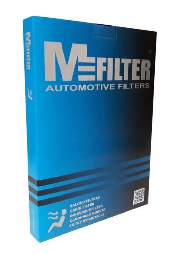 MFILTER K 9016C FILTRAS SALONO VW POLO 99- WGL