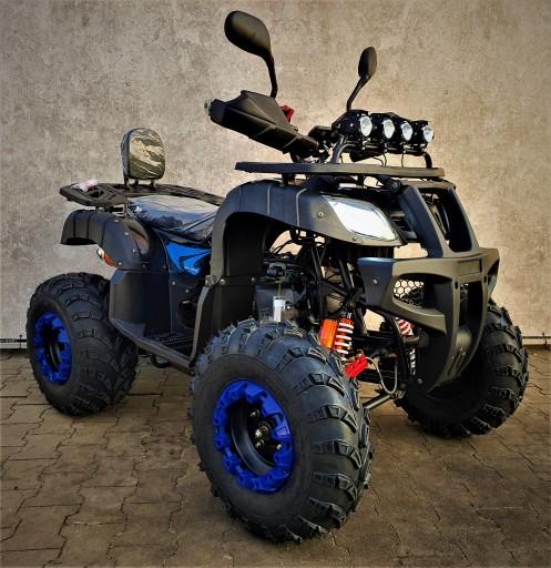 Dostawa Gratis Quad Atv Xtr 200 250cc Bashan King 10143498303 Allegro Pl