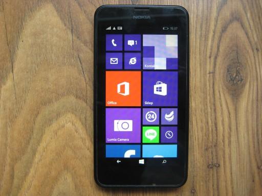Nokia Lumia 630 Bez Simlocka Bdb Stan Real Foto 9135369012 Sklep Internetowy Agd Rtv Telefony Laptopy Allegro Pl