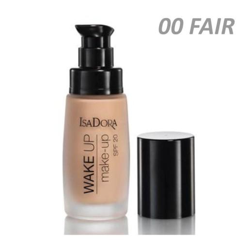 IsaDora Wake-Up Make-up SPF20 30ml 00