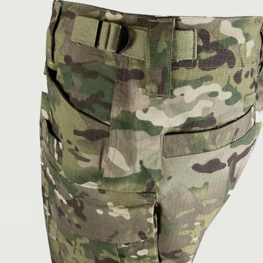 Spodnie Wojskowe Taktyczne MULTICAM roz XL LONG 10632133826 Odzież Męska Spodnie CC LYCTCC-5