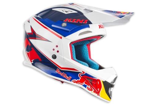 Kask Kini Red Bull Competition Cross Enduro L Szczecin Allegro Pl