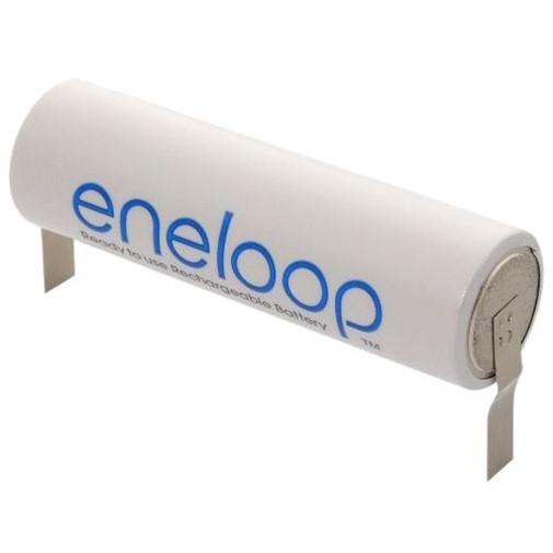 Panasonic Eneloop R6/AA 2000mAh z blaszkami typ:U