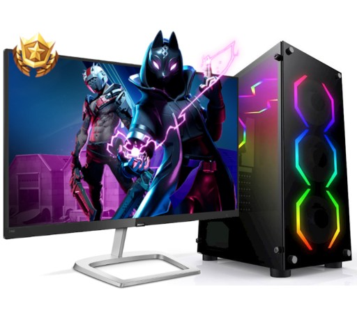 Zestaw Gamingowy! Intel i7, RX580-8GB, RAM-16GB