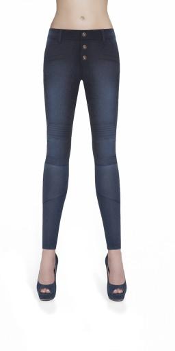 Spodnie Avril Bas Bleu 300 Den R: 2 (S)