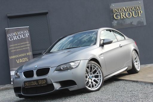 BMW Seria 3 E90-91-92-93 M3 Coupe E92 4.0 V8 420KM 2011