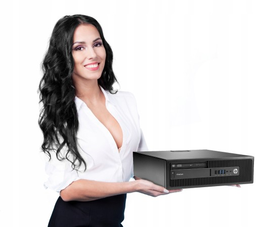 Hp Elitedesk 800 G2 Sff Intel G4400 4gb 500gb W10p Sklep I Komputery Stacjonarne Allegro Pl