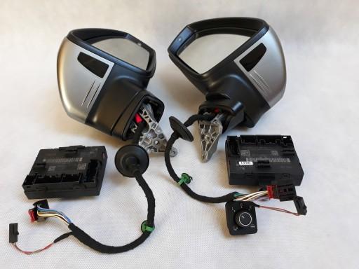 Skoda Fabia III 3 NJ elektrycznie składane lusterk