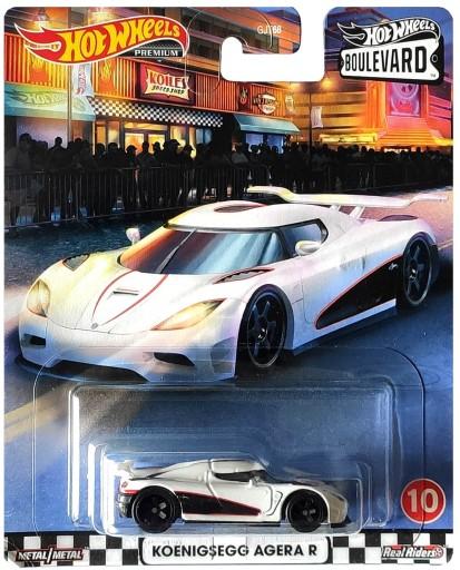 Hot Wheels Hot Wheels Koenigsegg Agera R Boulevard 9345679519 Allegro Pl