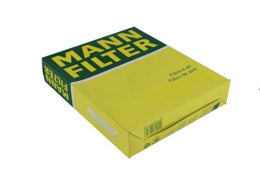 MANN Filtr powietrza HONDA ACCORD 2,2DT 16V 08- N