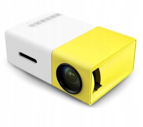 Rzutnik Led Przenosny Mini Projektor Yg300 320x240 7781999850 Sklep Internetowy Agd Rtv Telefony Laptopy Allegro Pl