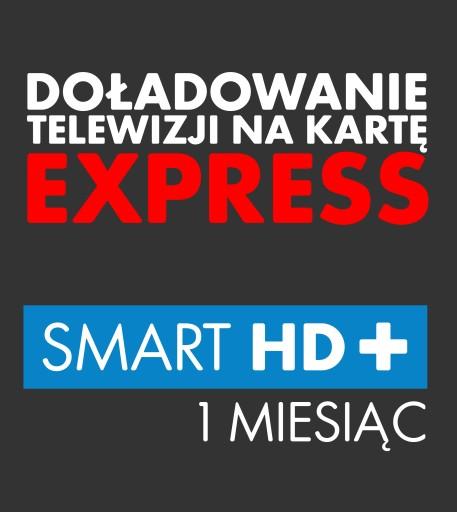Doładowanie TNK SMART NNK Telewizja Na Karte 5 min