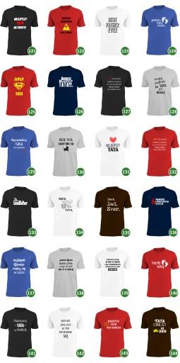 WALKING DAD z wÓzkiem koszulka serial wÓzek taty 9319843963 Odzież Męska T-shirty DY PASODY-4