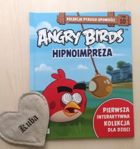Angry Birds Hipnoimpreza Tom 10 9649376502 Charytatywni Allegro