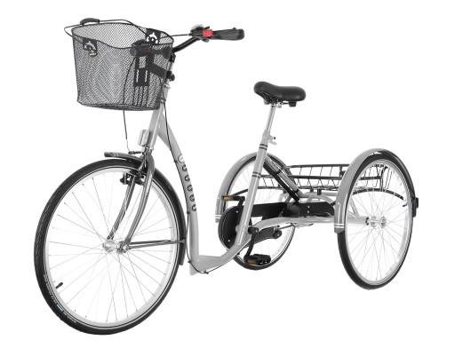 Rower 3 Kolowy Trojkolowy Rehabilitacyjny Warianty 10025262654 Allegro Pl