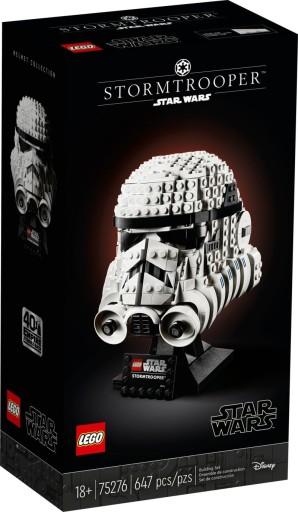 LEGO 75276 STAR WARS HEŁM SZTURMOWCA