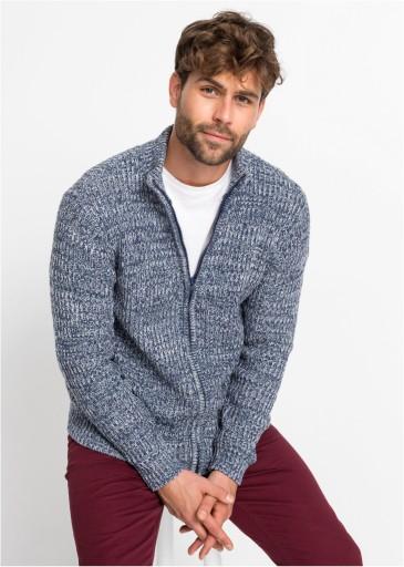 OKAZJA! BONPRIX sweter męski bpc r 48/50 ( M) 10559993976 Odzież Męska Swetry YT KXXSYT-7