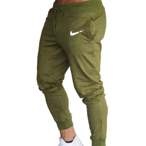 Spodnie męskie Europejskie i amerykańskie spodnie 9617310828 Odzież Męska Spodnie BA BAVABA-8