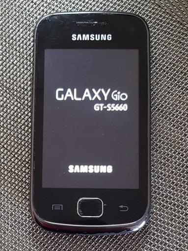 Samsung Galaxy Gio Gt S5660 9684853372 Sklep Internetowy Agd Rtv Telefony Laptopy Allegro Pl