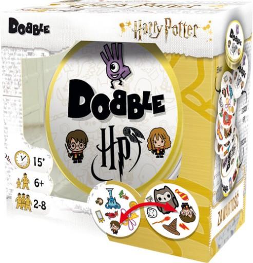 Dobble Doble Harry Potter Gra Rodzinna Rebel 64 97 Zl 8608970104 Allegro Pl