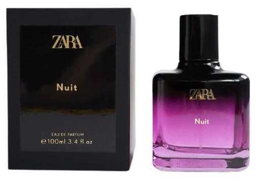 Zara Nuit 100ml Perfumy Dla Kobiet Nowe Na Prezent 8720567735 Allegro Pl