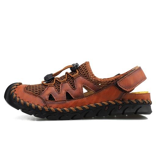 Buty plażowe Męskie buty sandały r.47 10676125607 Obuwie Męskie Męskie WP RUWAWP-8