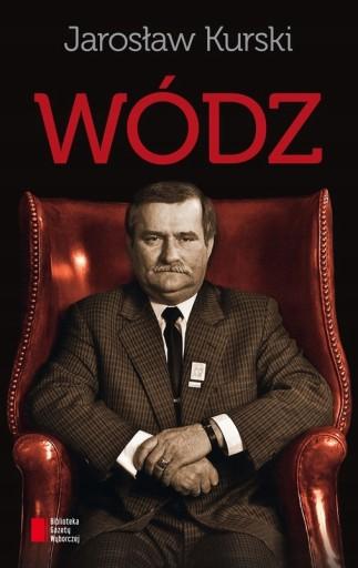 Wódz Kurski Jarosław Lech Wałęsa