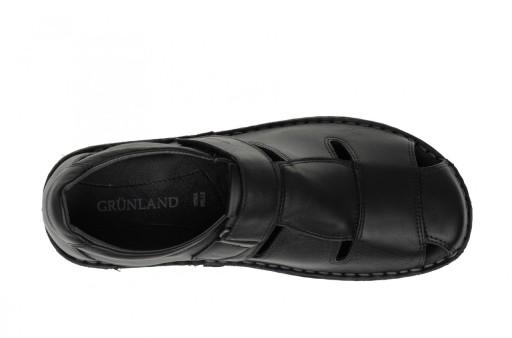 Grunland wygodne Męskie Sandały Tęgość G/H 10141218256 Obuwie Męskie Męskie BX ZBXEBX-3