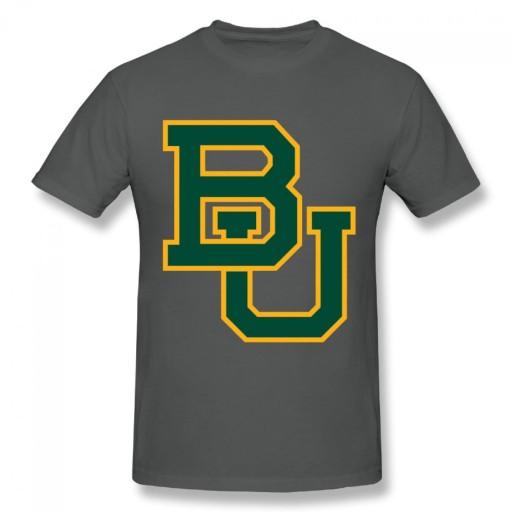Baylor Bears College Football meski t-shirt 10679189639 Odzież Męska T-shirty YZ QNFOYZ-1