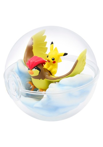Re Ment Pokemon Terrarium Collection 5 All 6 Kind 9532302666 Allegro Pl