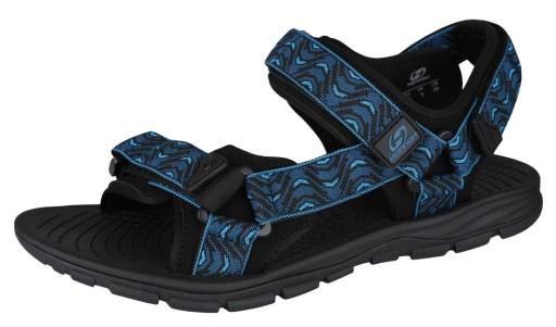 Sandały Hannah FEET Blue r.39 9394315876 Obuwie Męskie Męskie FH OFLLFH-7