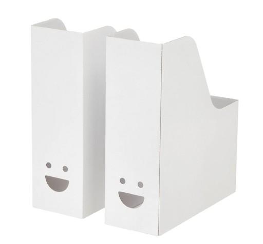 Segregator na PIĘKNE rysunki 2 sztuki IKEA 24h
